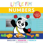 Little Pim : Numbers - Julia Pimsleur Levine