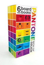 Pantone: Box of Colour : 6 Mini Board Books! - Pantone Inc.