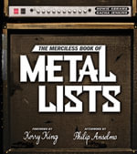 The Merciless Book of Metal Lists : Authentic Bass Tab - Howie Abrams
