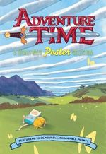 Adventure Time: A Totally Math Poster Collection (Poster Book) : Featuring 20 Removable, Frameable Prints - Cartoon Network