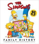 The Simpsons Family History - Matt Groening