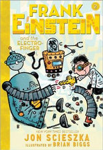Frank Einstein and the Electro-Finger : Book 2 - Jon Scieszka