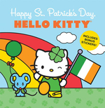 Happy St. Patrick's Day, Hello Kitty - Ltd Sanrio Company