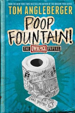 Poop Fountain! : The Quickpick Papers - Tom Angleberger