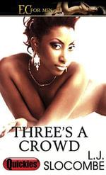 Three's a Crowd - L.J. Slocombe