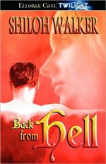 Back from Hell : Night Stalkers Series : Book 1  - Shiloh Walker
