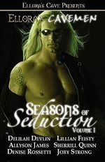 Ellora's Cavemen : Seasons of Seduction I - Jory Strong
