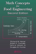 Math Concepts for Food Engineering - Richard W Hartel