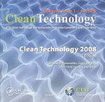 Clean Technology 2008 : CD-Rom