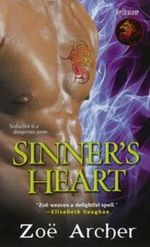 Sinner's Heart : The Hellraisers Series : Book 3 - Zoe Archer