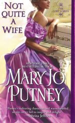Not Quite a Wife : Lost Lords (Zebra) - Mary Jo Putney