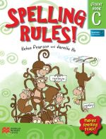 Spelling Rules! Student Book C : Makes Spelling Stick - Helen Pearson