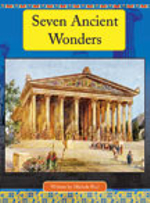 Upper : Seven Ancient Wonders - Michele Paul