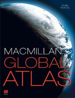 Macmillan Global Atlas : Third edition - Rob Berry