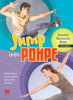 Jump into PDHPE Teacher Resource Book + CD (National) : For Teaching Years 7-10 - Third Edition - Michelle Nemec