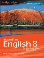 Macmillan English 8 : Student Textbook  & eBook - Australian Curriculum Edition