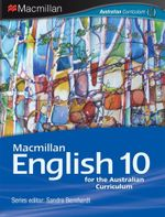 Macmillan English 10 : Student Textbook  & eBook - Australian Curriculum Edition