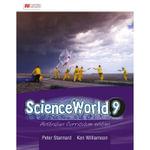 Scienceworld 9 : Australian Curriculum Edition + Onestopscience - Peter Stannard