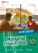 National English Skills 10 : Student Workbook  & eBook - Australian Curriculum Edition - Rex Sadler