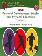 Macquarie Revision Guide HSC : PDHPE Stage 6 : Second Edition - Michelle Nemec