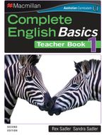 Complete English Basics 1 Teacher Book : A Class and Homework Course (2nd Edition) - Rex Sadler