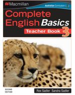 Complete English Basics 3 Teacher Book : A Class and Homework Course (2nd Edition) - Rex Sadler