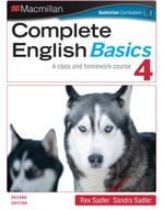 Complete English Basics 4 : A Class and Homework Course (2nd Edition) - Rex Sadler
