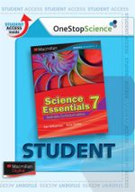 Science Essentials 7  : Digital Online Access for Students - Australian Curriculum Edition - Ken Williamson