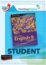 Macmillan English 9 : Digital Online Access for Students - Australian Curriculum Edition - Sandra Berhardt