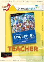 Macmillan English 10 : Digital Teacher Support - Australian Curriculum Edition