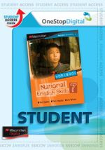 National English Skills 7  : Digital Online Access for Students - Australian Curriculum Edition - Rex Sadler