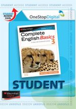Complete English Basics 3 : Digital Online Access for Students - Australian Curriculum Edition - Rex Sadler
