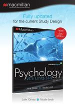 VCE Psychology Units 3 and 4  : 5th Edition - Grivas