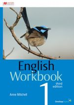 English Workbook 1 : Student eBook - Australian Curriculum (3rd Edition) - Anne Mitchell