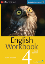 English Workbook 4 : Student eBook - Australian Curriculum (3rd Edition) - Anne Mitchell