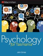 Psychology for Tasmania - John Grivas