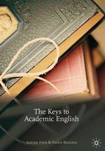 The Keys to Academic English - Adrian Hale
