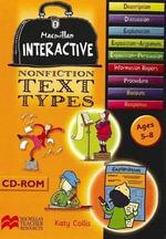 Macmillan Interactive Non Fiction Text Types for Ages 5-8 for Interactive Whiteboards : Non Fiction Interactive Text Types - Katy Collis