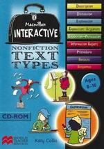 Macmillan Interactive Non Fiction Text Types for Ages 8-10 for Interactive Whiteboards : Non Fiction Interactive Text Types - Katy Collis