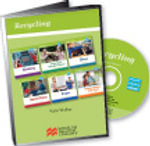 Recycling : CD Rom containing PDF materials suitable for IWB use - Kate Walker