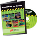 Animal Attack and Defence : CD Rom containing PDF materials suitable for IWB use - Kimberley Jane Pryor