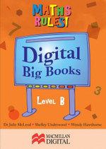 Maths Big Book Level B Digital : Maths Rules! - Collis