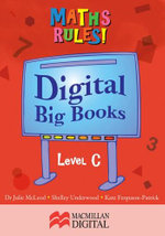 Maths Big Book Level C Digital : Maths Rules! - Collis