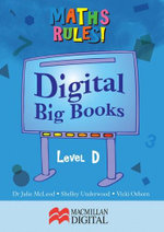 Maths Big Book Level D Digital : Maths Rules! - Collis