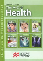 The A-Z Health Digital Library : CD Rom Containing PDF Materials Suitable for IWB Use - Pennie Stoyles