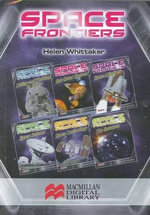 Space Frontiers Digital Library : CD Rom Containing PDF Materials Suitable for IWB Use - Helen Whittaker
