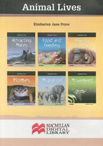 Animal Lives Digital Library : CD Rom Containing PDF Materials Suitable for IWB Use - Kimberley Jane Pryor