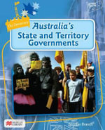 Our Democracy : Australia's State and Territory Governments - Nicolas Brasch