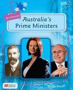 Our Democracy : Australia's Prime Ministers - Nicolas Brasch