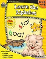 Ready-Set-Learn : Learn the Alphabet Prek-K - Teacher Created Resources